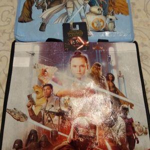 NWT B1G1 Star Wars Tote Bags